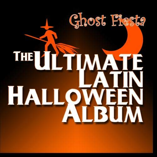 The Ultimate Latin Halloween Album 2]()