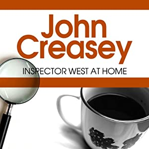 Inspector West at Home Audiobook