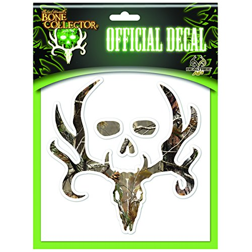 "Bone Art-lover 6"" Logo Decal (Realtree AP Camo, Weather-Resistant Vinyl, Sold Individually)"