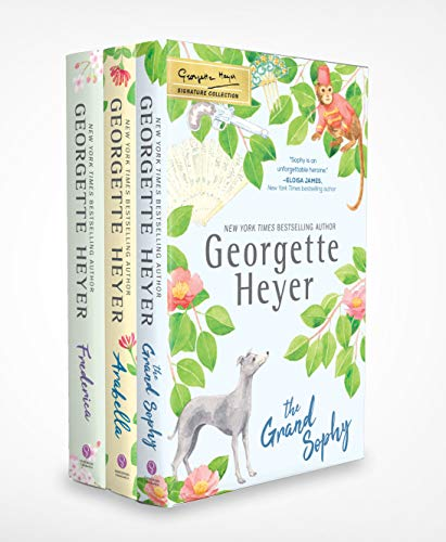 Georgette Heyer Signature Collection 3 Book Set (The Georgette Heyer Signature Collection)