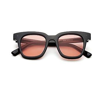 Amazon.com: Tou Che coreano V marca UV anteojos de sol ...