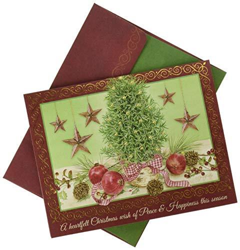 Lang Rosemary Tree Boxed Christmas Cards (1004832) (Tree Boxed Christmas Cards)