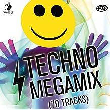Techno Megamix (70 Tracks)