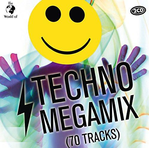 Techno Megamix (70 Tracks) ()