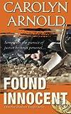 Found Innocent (Detective Madison Knight Series)