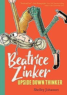 Book Cover: Beatrice Zinker, Upside Down Thinker