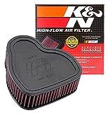 K&N HA-1330 Honda High Performance Replacement Air Filter