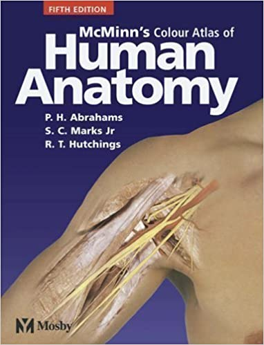 Book McMinn's Color Atlas of Human Anatomy (McMinn's Clinical Atls of Human Anatomy) 5th (fifth) Edition by Abrahams MBBS FRCS(Ed) FRCR DO(Hon), Peter H., Hutchings, published by Mosby (2002)
