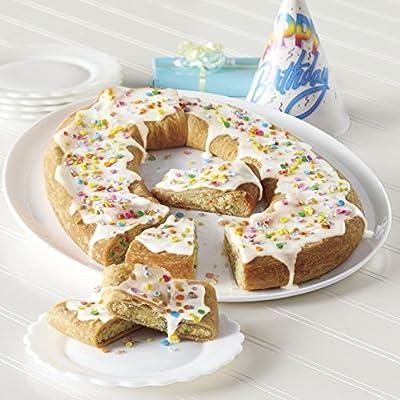 The Swiss Colony Birthday Cake Kringle Amazon Grocery Gourmet Food