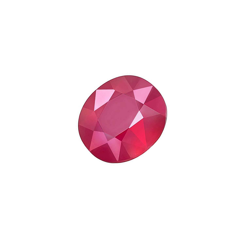 7,69 rotin Harshali Gems Ruby 7,00 carats 100/% v/éritable pierre ovale par Harshali Gems rubis//manne Pierre pr/écieuse naturelle certifi/ée AAA