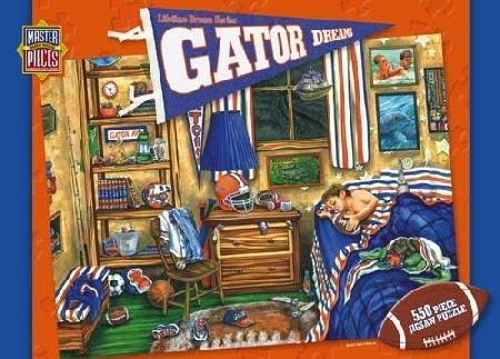 - Gator Dreams 550pc Puzzle