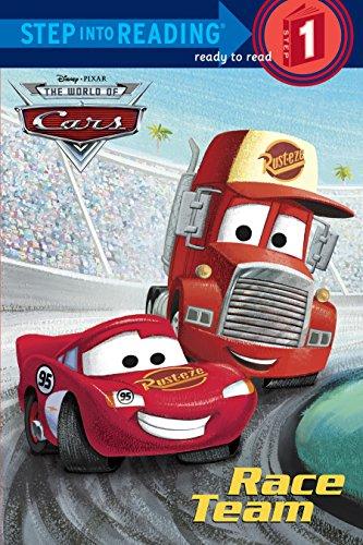 Race Team (Disney/Pixar Cars) (Step into Reading)