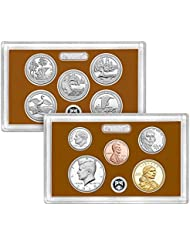 2018 S 10 Coin Clad Proof Set in OGP with CoA Proof