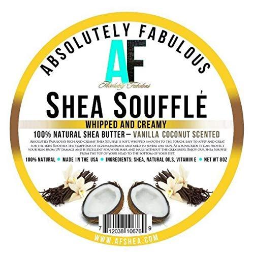 (Absolutely Fabulous Shea Souffle)