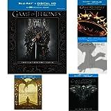 Game of Thrones: Seasons 1-5 on Blu-ray