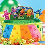 : Party Supplies - Backyardigans Cake Toppers
