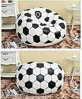 YueYueZou® Silla de Balón de Fútbol Sofá Inflable para Adultos ...