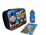 Best Thomas & Friends Lunch Boxes For Boys - Thomas and Friends Insulated Lunch Bag Water Bottle Review