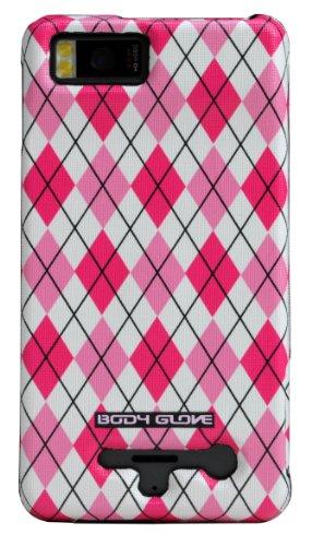 Body Glove Motorola Droid X2 Arglye Case - Pink Motorola MB870 Droid X2