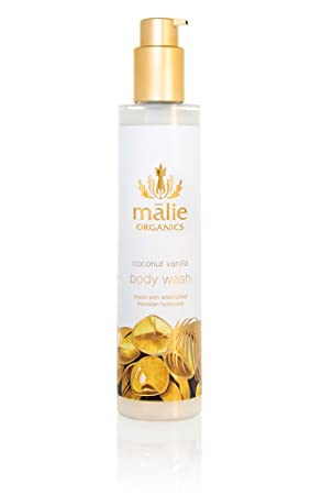Malie Organics Body Wash – Coconut Vanilla