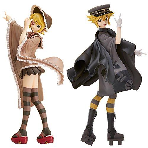FREEing Kagamine Len and Kagamine Rin (Senbonzakura Versions) PVC Figure Set
