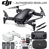 DJI Mavic Air Drone Quadcopter (Onyx Black) + DJI Goggles FPV Headset VR FPV POV Experience Ultimate Bundle