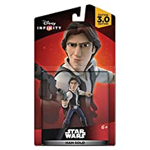 Disney Infinity: 3.0 Edition - Star Wars Han Solo Figure