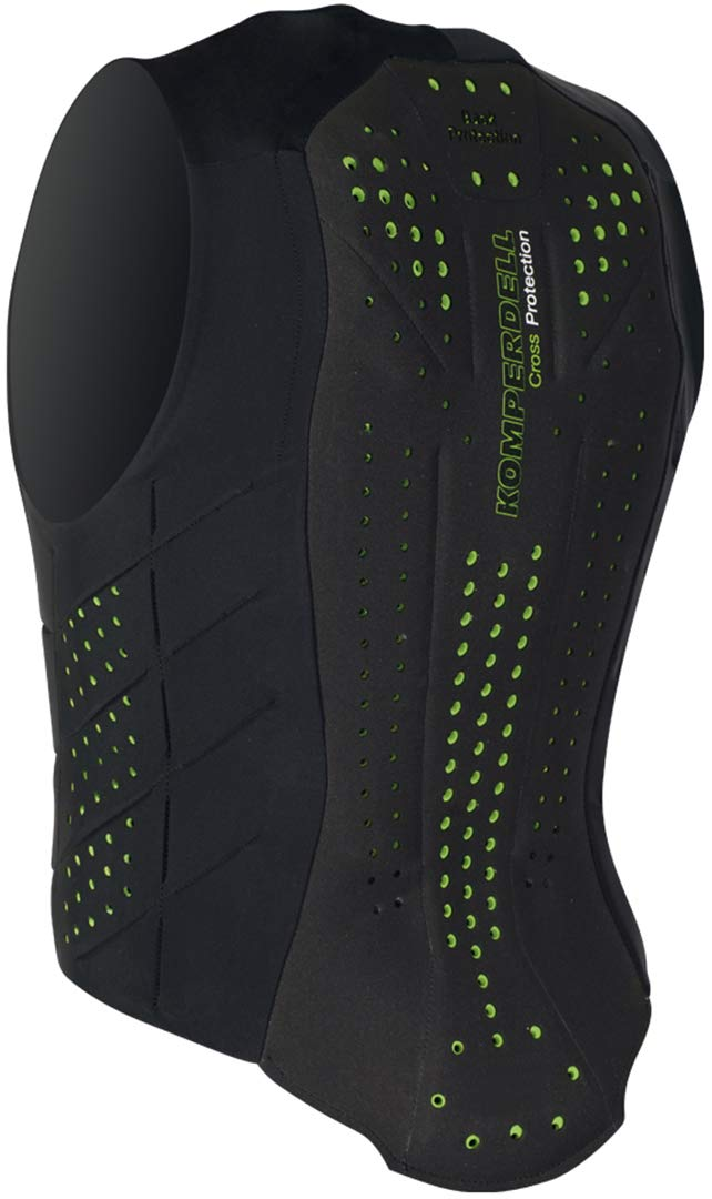 Komperdell Pro Vest Men Green 2018 Protektor