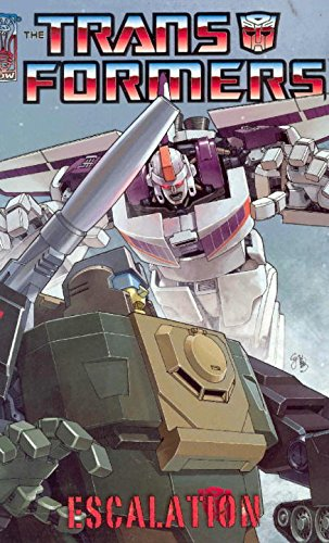 The Transformers: Escalation TPB