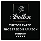 STRATTON CEDAR SHOE TREE 3-PACK FOR MEN