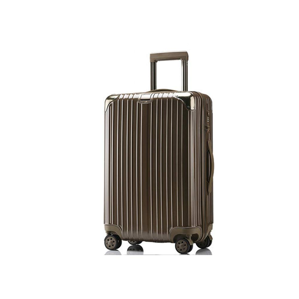 GYZ チタンゴールド、ブルー、ローズゴールド、シルバー、ラゲッジスーツケースユニバーサルユニバーサルホイール搭乗トロリーケースファッション、70センチ×45センチ×26センチ 荷物箱 (Color : A, Size : 70cmX45cmX26cm) B07TB62NYR A 70cmX45cmX26cm
