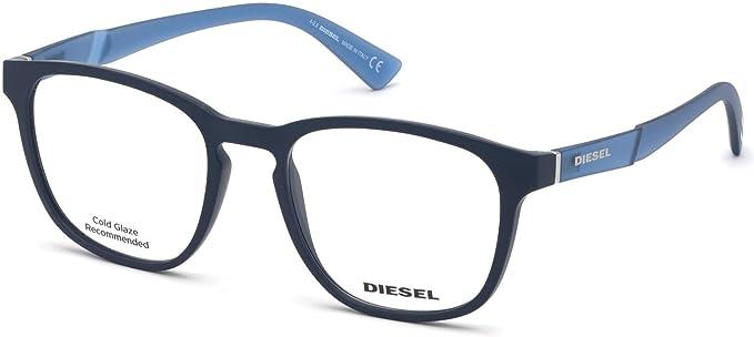 Amazon.com: Eyeglasses Diesel DL 5334 091 - Gafas de ...