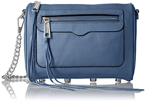 Bag Deep Denim Avery Cross Rebecca Body Minkoff XwI0YqZ