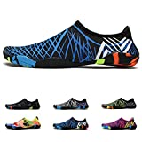 Y.Y Water Shoes for Men Women, Barefoot Shoes, Quick Dry Aqua Socks for Beach Swim Surf Yoga Exercise