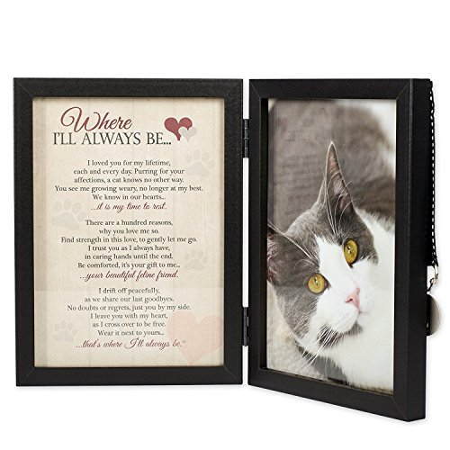 Cat Memorial Picture Frames | Kritters in the Mailbox