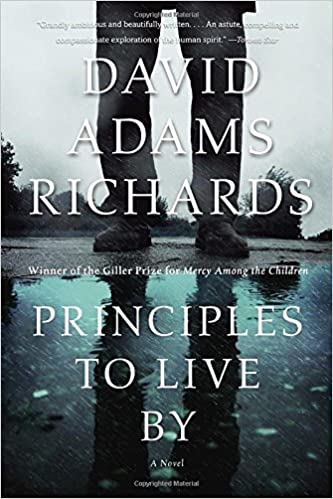 Cover art for featured book