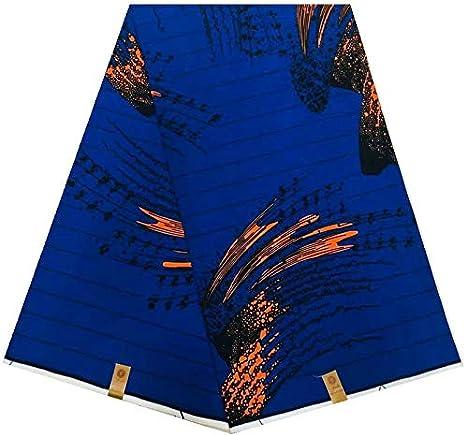 6 Yards African Wax Print Ankara Fabric African fabric 46 inches wide