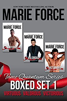 Tame Quantum Boxed Set 1, Books 1-3 (Quantum Series) by [Force, Marie]