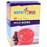 NutriWise – Protein Diet Fruit Drinks – Wild Berry (7/Box) Review