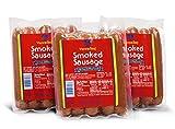 Vienna Beef Smoked Sausage Pack 2 lbs. each (3 Pack)