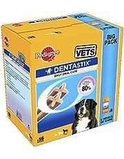 Pedigree Dentastix giornaliero Oral Care Dental Chews, Large Dog 56bastoncini, confezione da 1