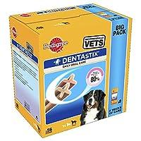 Pedigree Dentastix Daily Oral Care Dental Chews, Large Dog 56 Sticks
