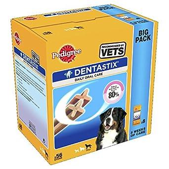 Pedigree Dentastix Large Dog (Size: 56 Pack)