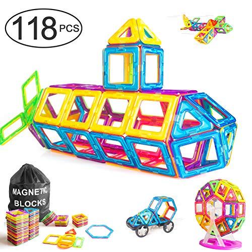 ce94f9139451 163 Piece STEM Toys Kit