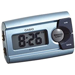 Casio Alarm Clocks Alarm Clocks PQ-31-2EF