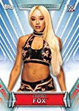 2019 Topps WWE Women's Division #2 Alicia Fox