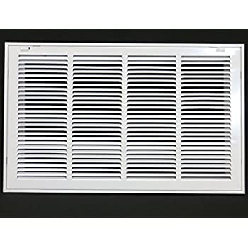 24 Quot X 18 Steel Return Air Filter Grille For 1 Quot Filter