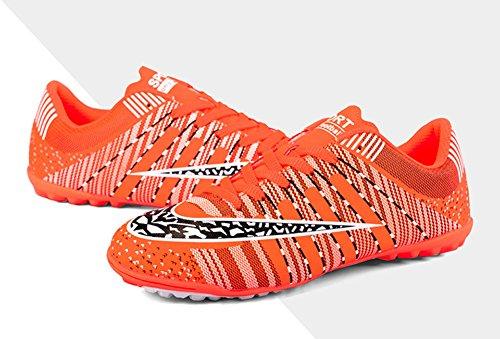 9ea31c835 JIYE Men Soccer Shoes for Women Turf Shoe Indoor Cross Training ...