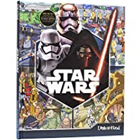 Star Wars Episode VII The Force Awakens Look and Find - PI Kids