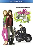 DVD : 10 Things I Hate About You: Volume One